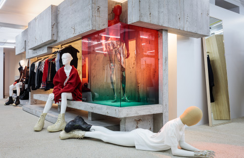 Dover Street Market moves to a new home on London's Haymarket