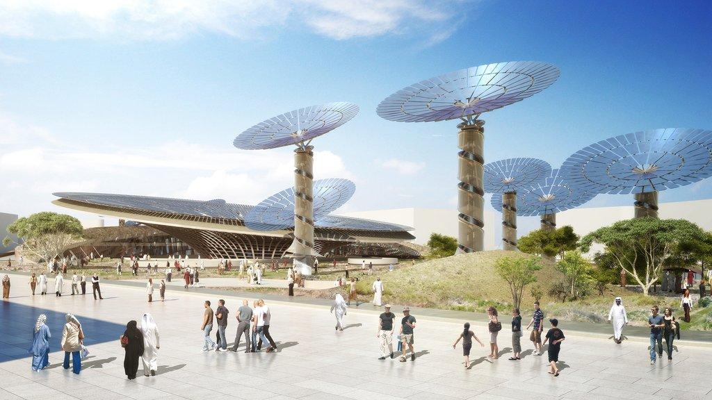Grimshaw Architects, Sustainability pavilion