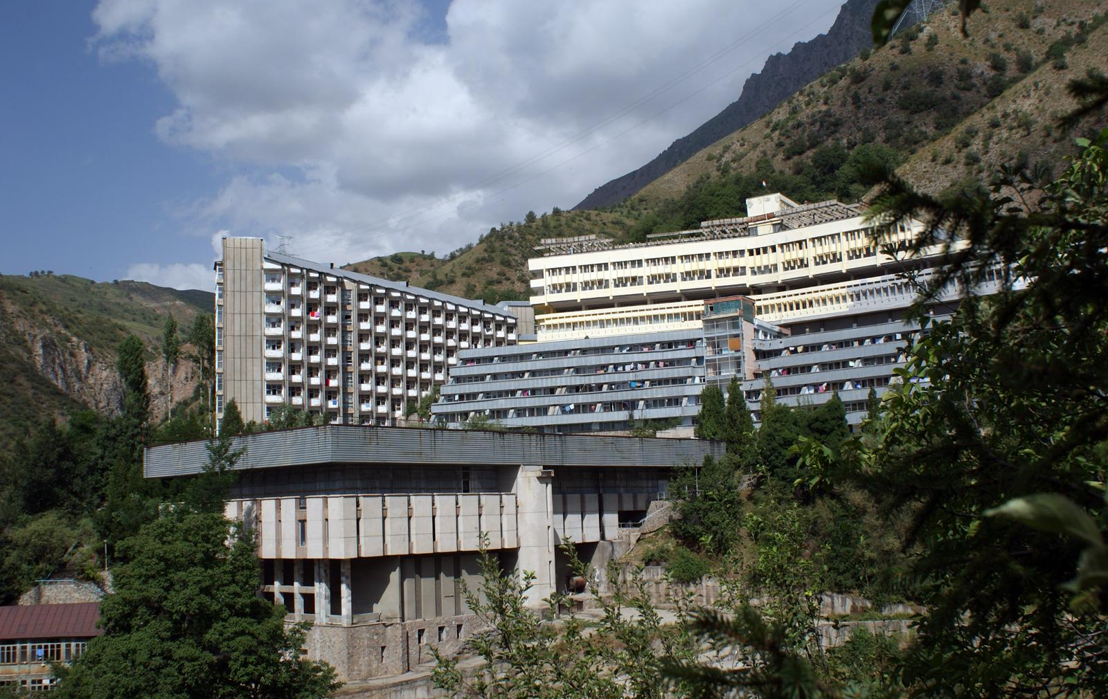 Khoja Obi Garm Sanatorium