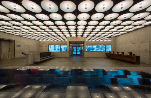 The Met Breuer building is restored to its Modernist glory