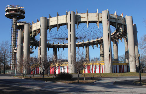What would you do with the Philip Johnson-designed New York State Pavilion?