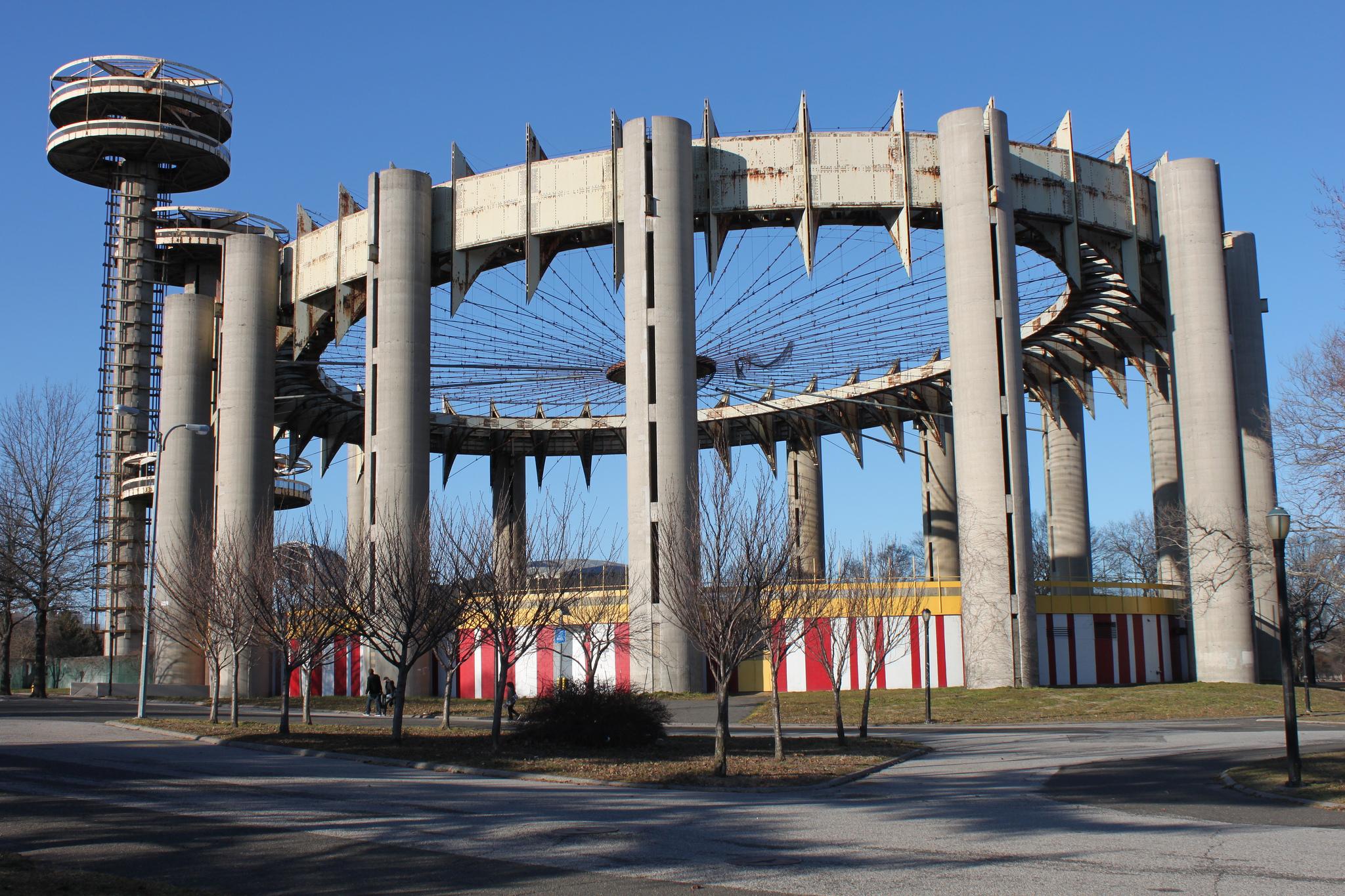 New York State Pavilion Joseph