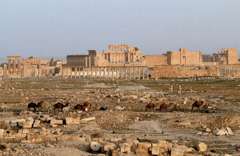 Cloud of uncertainty over restoration of Palmyra ruins in Syria