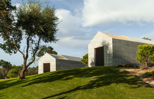 Rental of the week: a concrete country home in Portugal
