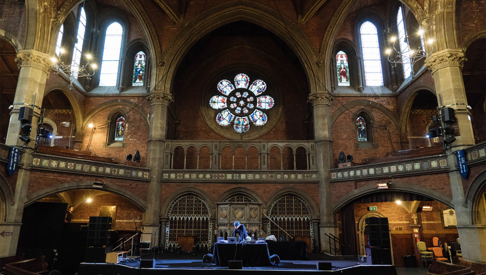 Sonic Spaces William Basinski On The Acoustic Charm Of Londons Neo Gothic Union Chapel