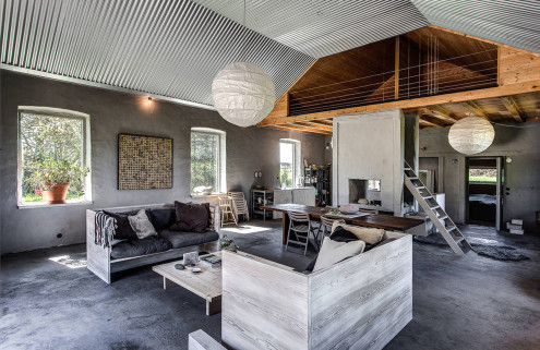 Property of the week: an industrial retreat on the Swedish island of Gotland