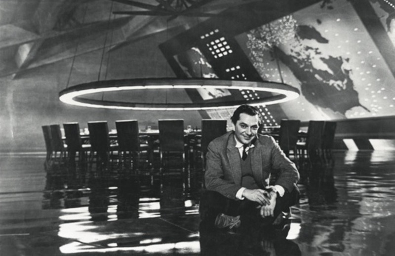 5 Of Legendary Set Designer Sir Ken Adam S Greatest Hits The Spaces