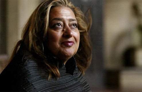 Architect Dame Zaha Hadid passes away