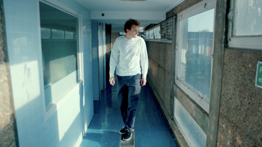 Tour The Brutalist Trellick Tower With Skateboarder Nick