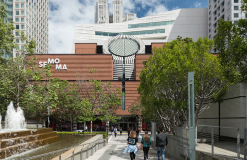 SFMOMA set to reopen with a new 'hunchback' extension