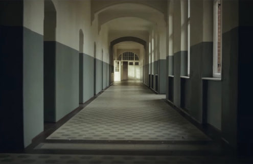 Frightened Rabbit goes inside an abandoned hospital outside Berlin for new video
