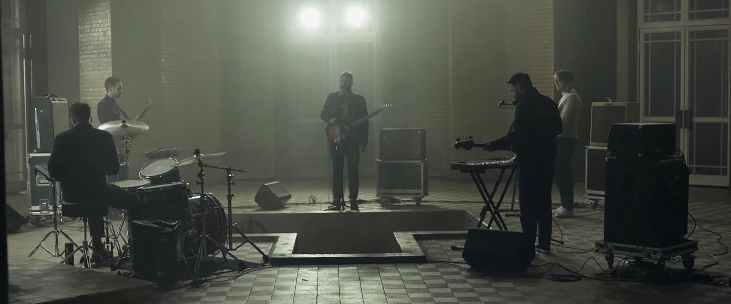 Frightened Rabbit – Woke Up Hurting video location