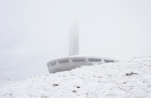 The last bastions of Bulgaria's communist regime, photographed by Ismaël Gueymard