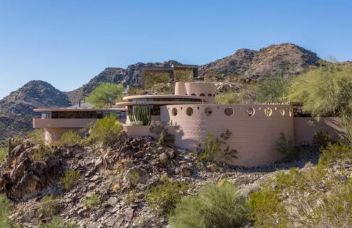 On the market: own your own Frank Lloyd Wright