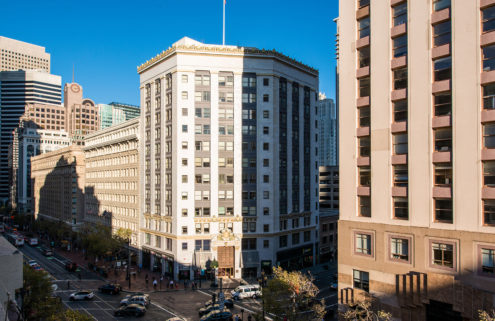 San Francisco's Hearst Building is in line for a hotel conversion