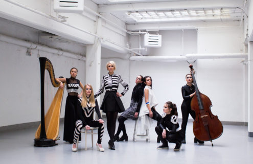 How Bauhaus inspired the artwork of Kate Simko & London Electronic Orchestra's debut album