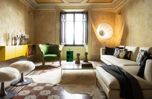 Rental of the week: a medieval Umbrian apartment with a modern twist