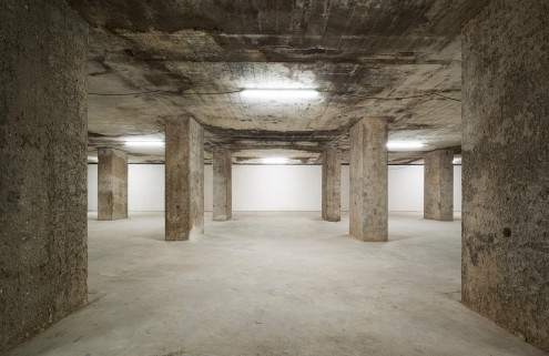 WWII bunker in Berlin to house The Feuerle Collection
