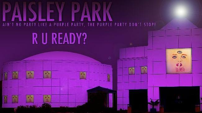Aint no party like a Purple party