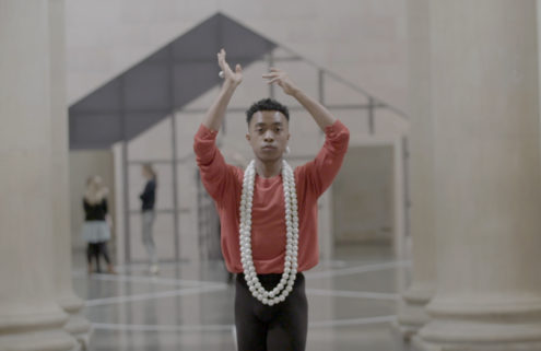 Dancers bring the galleries of Tate Britain to life in Pablo Bronstein's new work