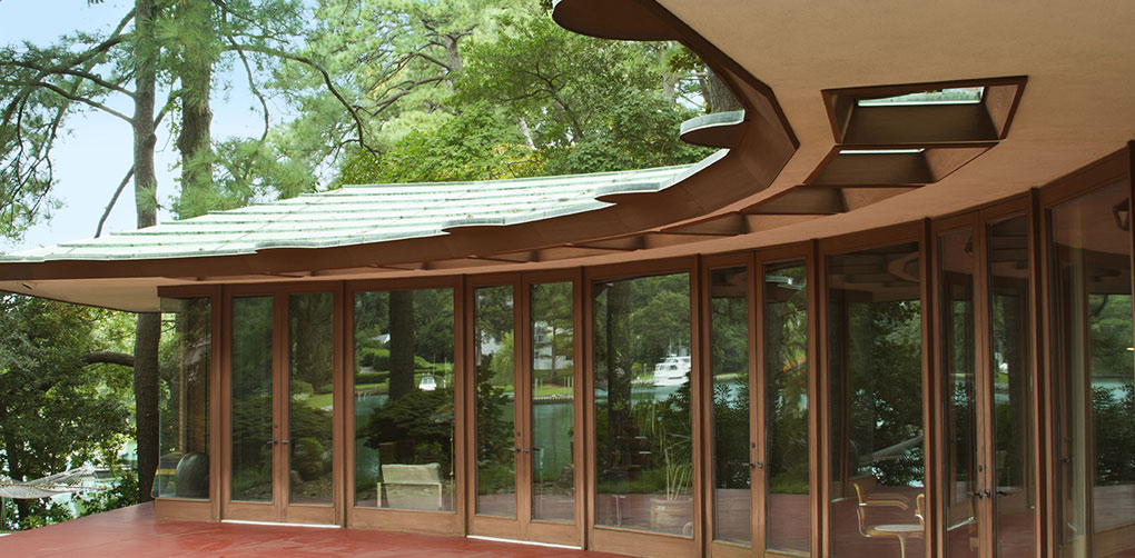 Frank Lloyd Wright Cooke House