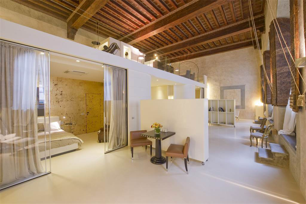 Property of the week a florence apartment in a for Apartment design italien