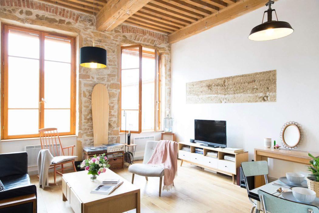 Buy A U0027Francofornianu0027 Style Apartment In Lyon