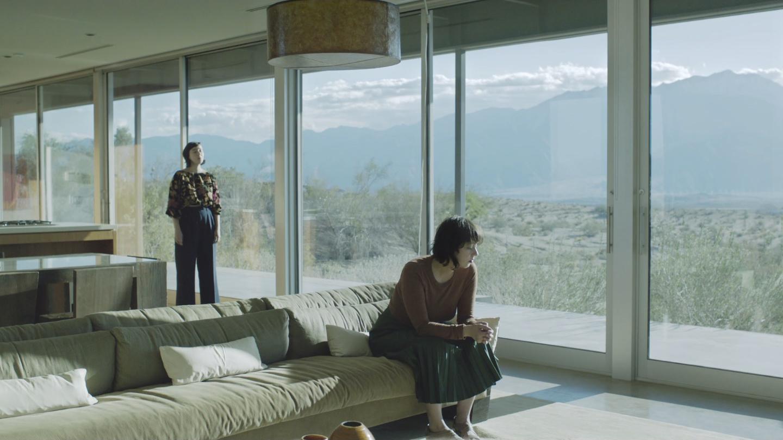 Braids' 'Companion' –shot at the Desert House