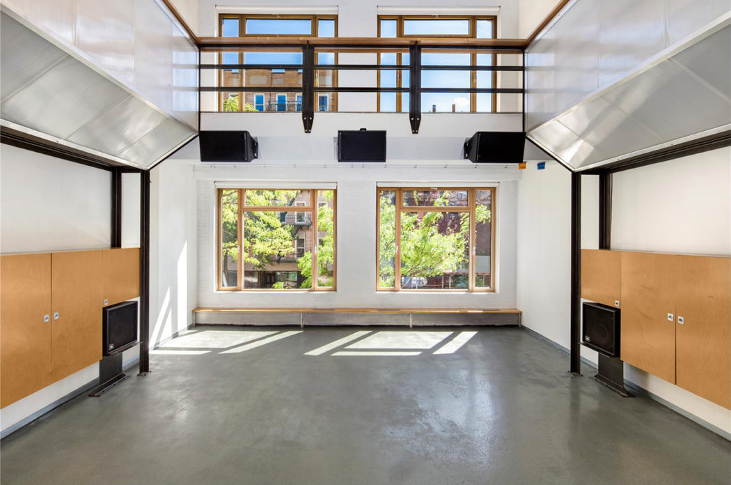 record label hq in new york hits the market for $16 million - the spaces