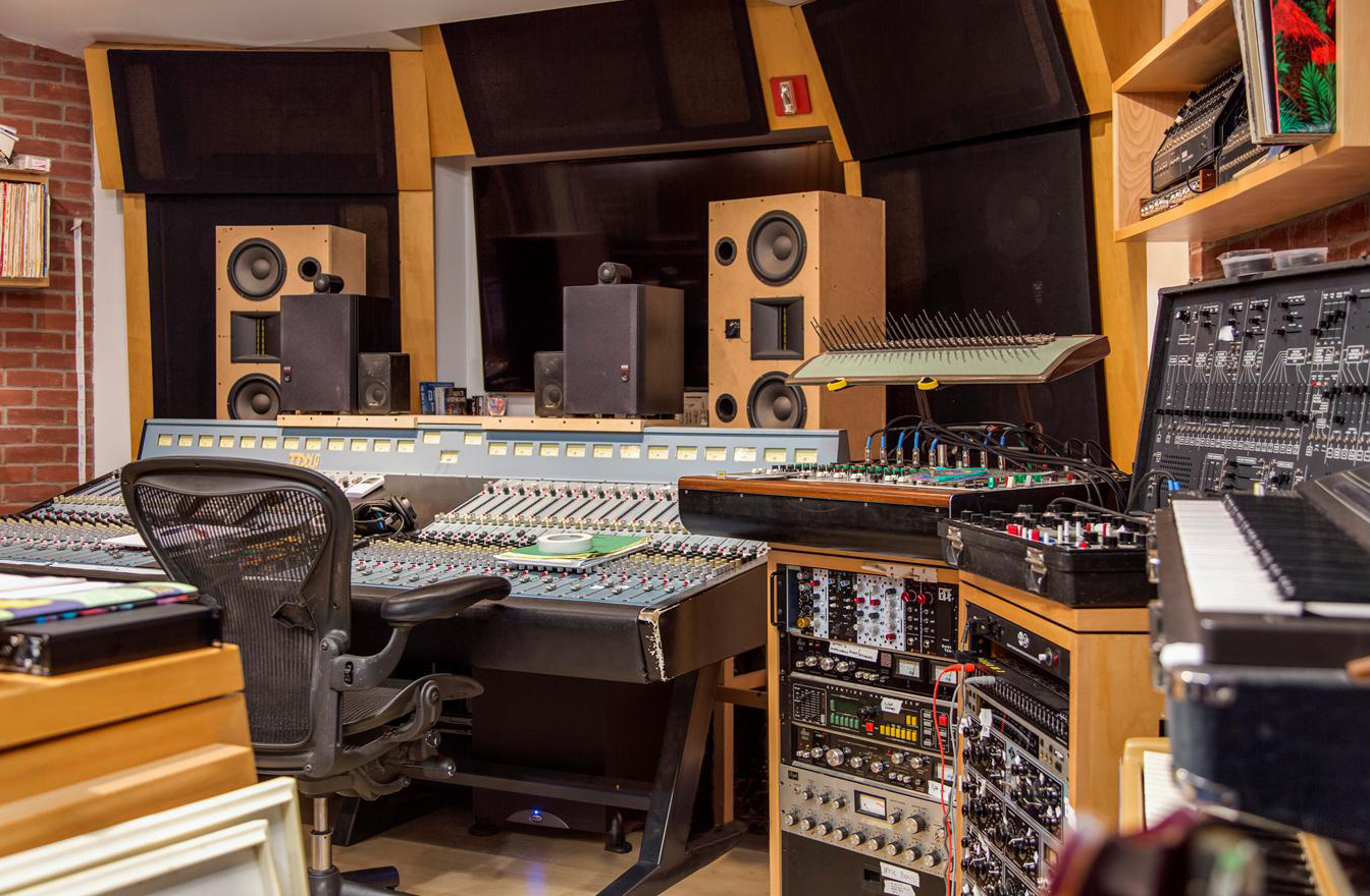 DFA Records' HQ in New York