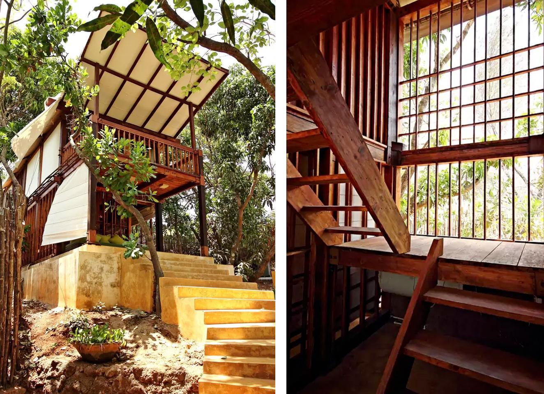 Goan treetop rental