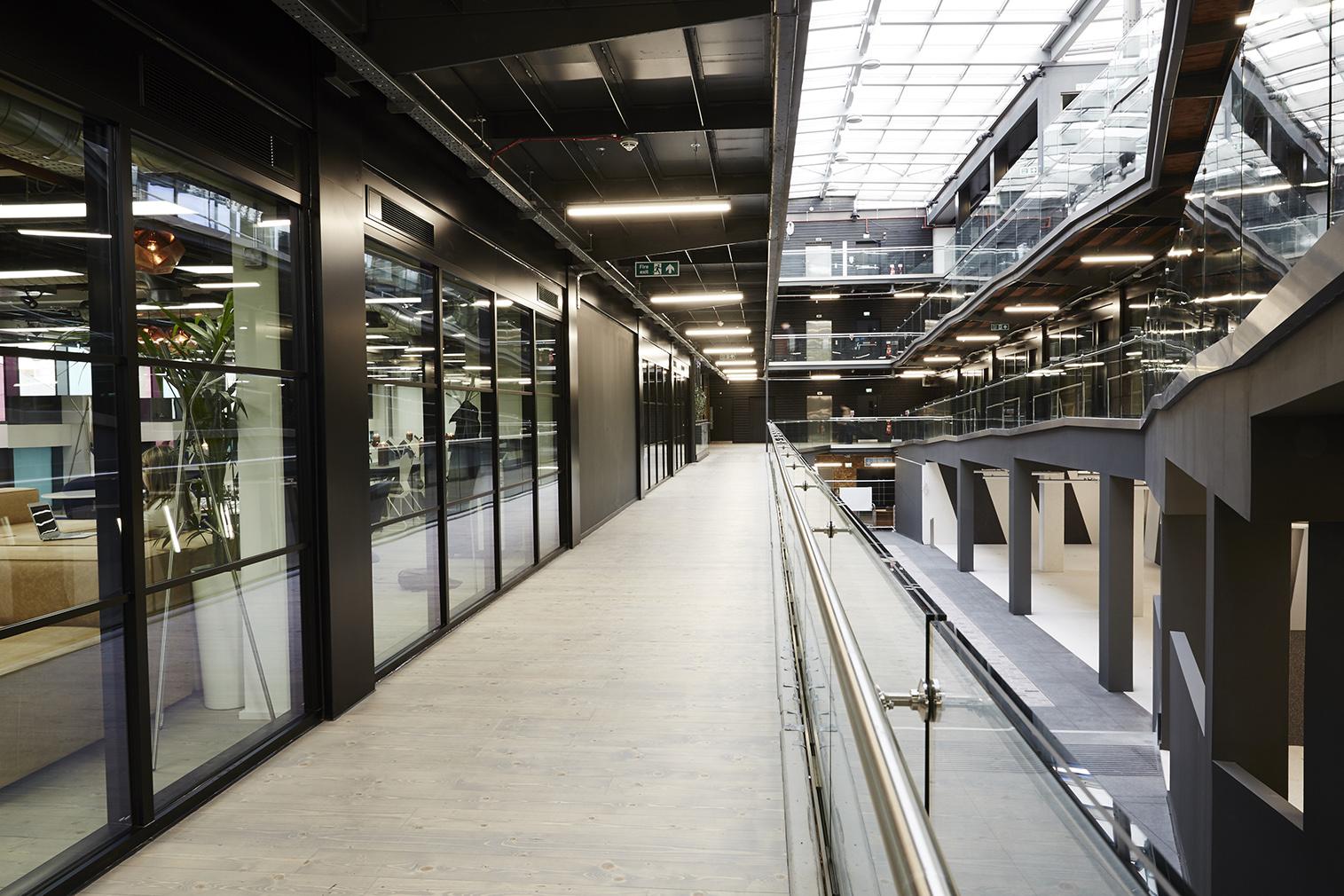 Interchange's Atrium in Camden