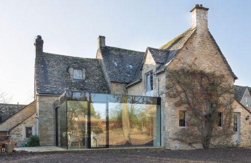 How do you build on the built? Designer Jonathan Tuckey debates the thorny issue