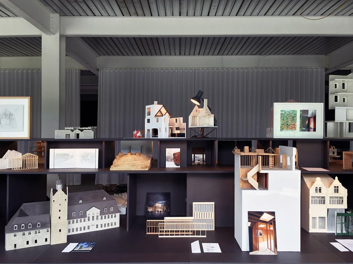 Jonathan Tuckey exhibition