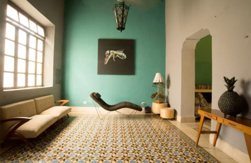 Rental of the week: a travel writer's home in the city of Mérida, Mexico