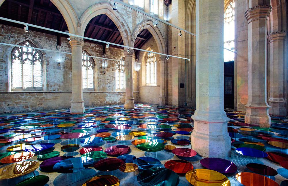 Liz West's Our Colour Reflection