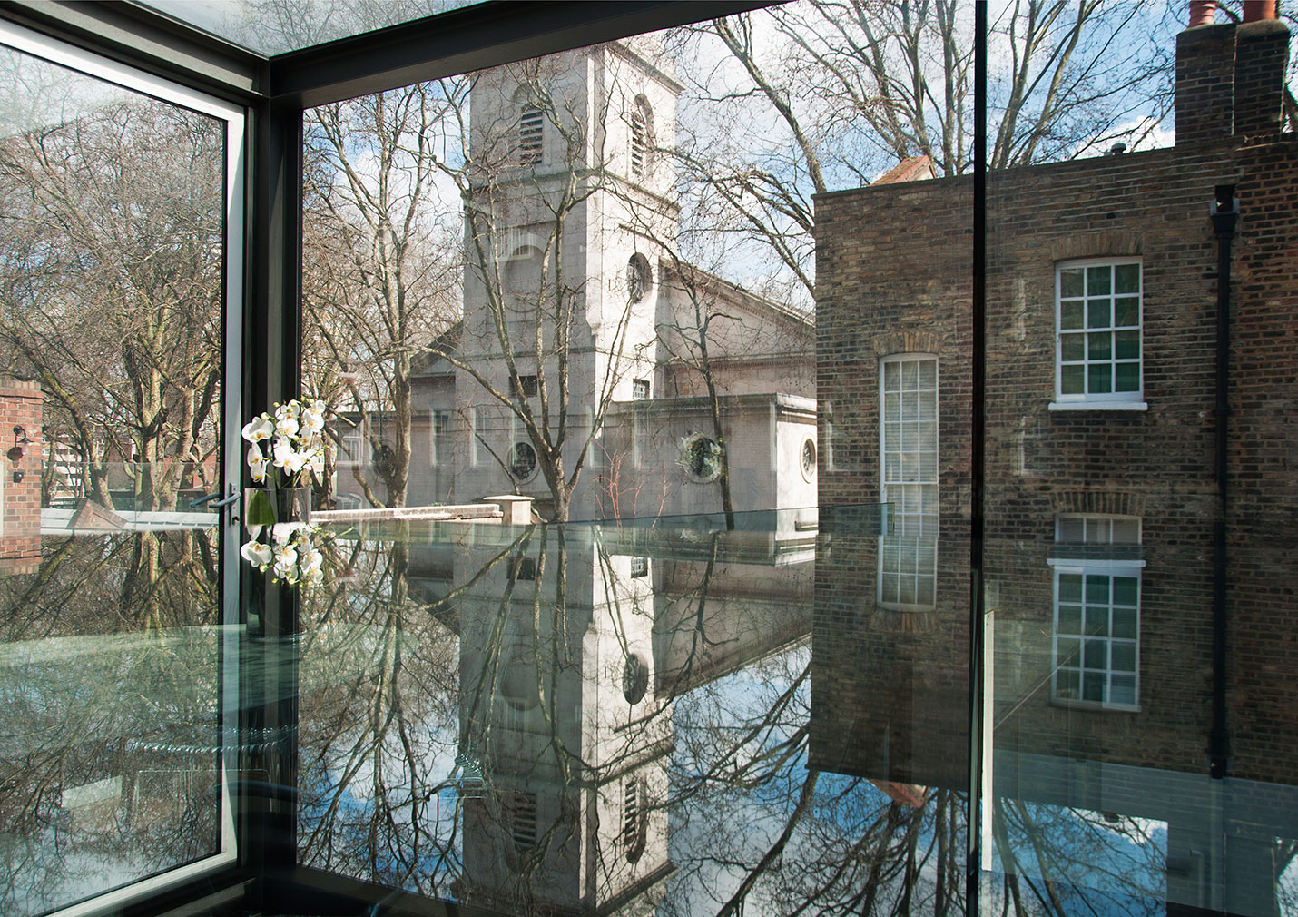 Marta Nowicka's warehouse home in Clerkenwell