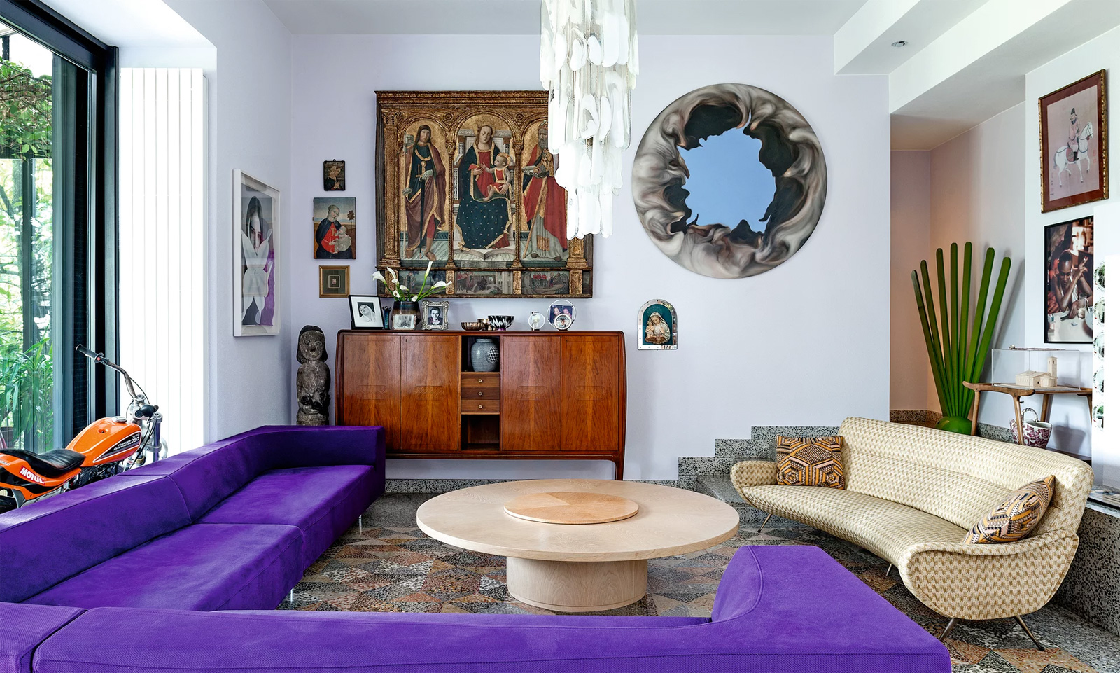 Missoni apartment for The Guardian
