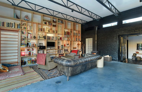 Property of the week: a cavernous live/work space in Bushwick, Brooklyn