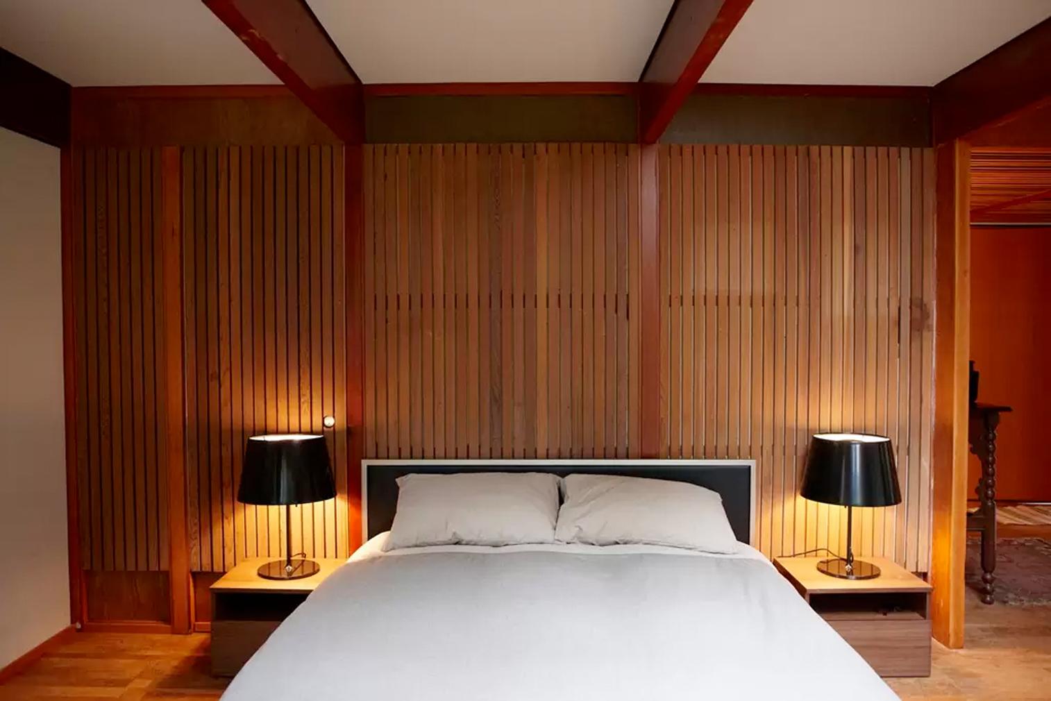 'Coast Modern' House bedroom