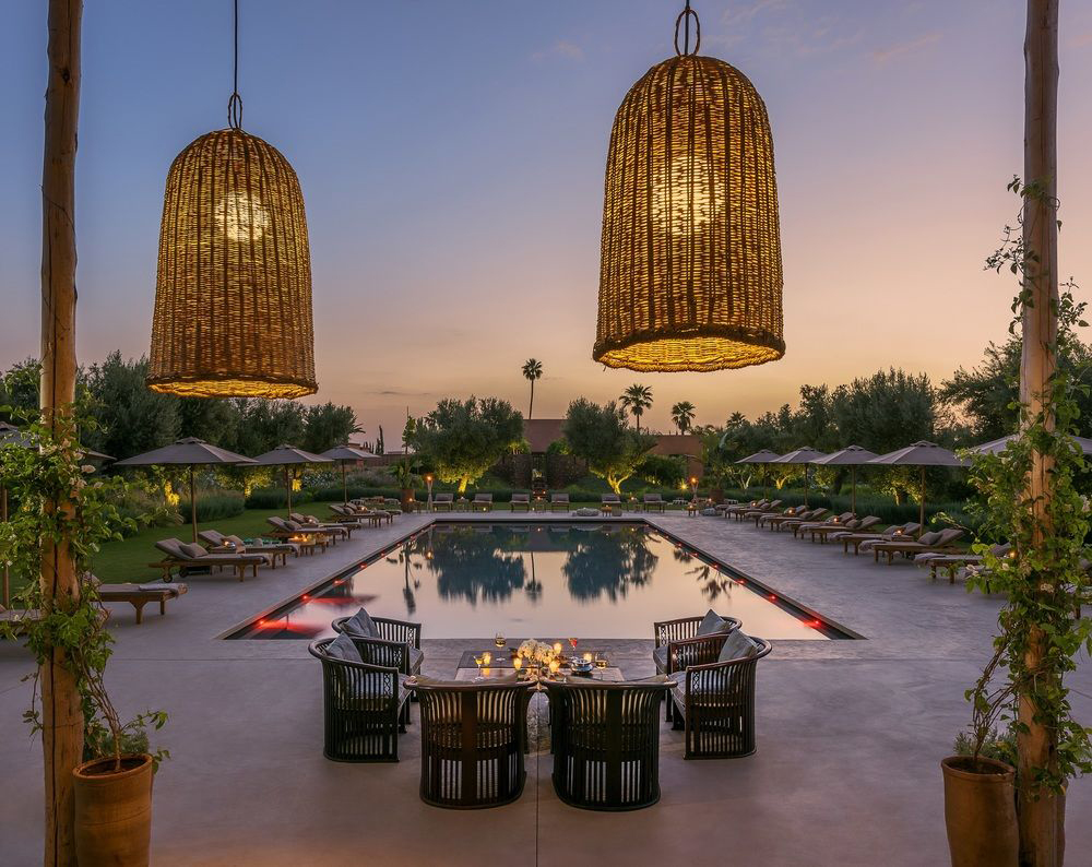 The Source spa, Marrakech