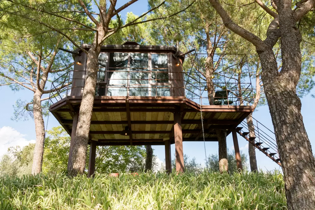 Casa Barthel Treehouse