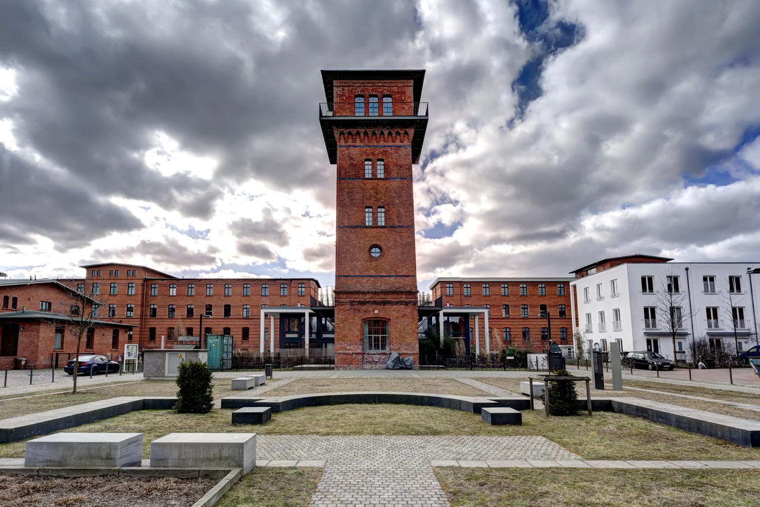 Wasserturm Rummelsburg
