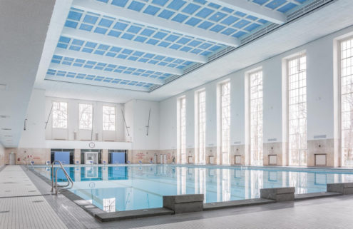 Berlin's best swimming pool architecture