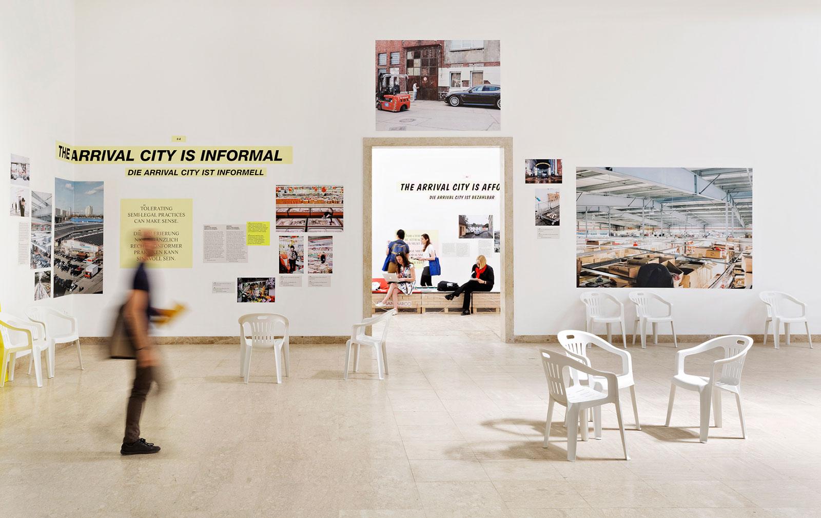 Venice-biennale-german-pavilion Marco Gaggio