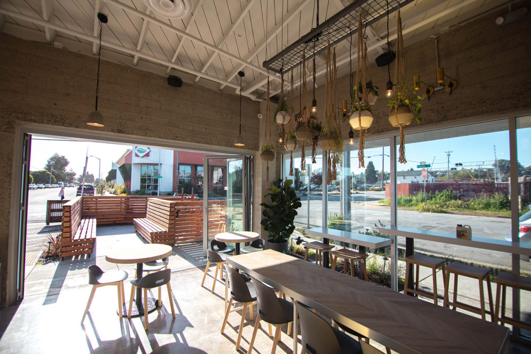 Verve Coffee Roasters Opens A Bohemian Cafe In Californias Santa