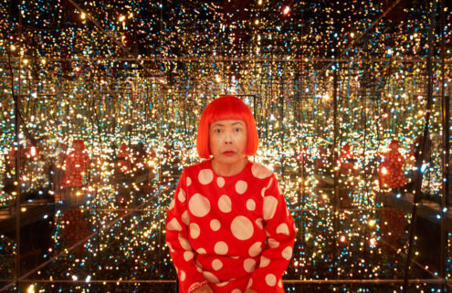 Fake Yayoi Kusama exhibition pops up in China
