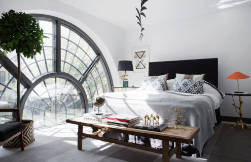 Property of the week: an apartment inside a converted 17th-century Swedish brewery