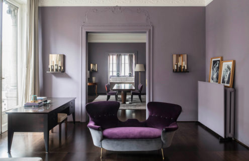 Homes we missed: a furniture designer's purple abode, a Nordic barn in New Zealand and more…
