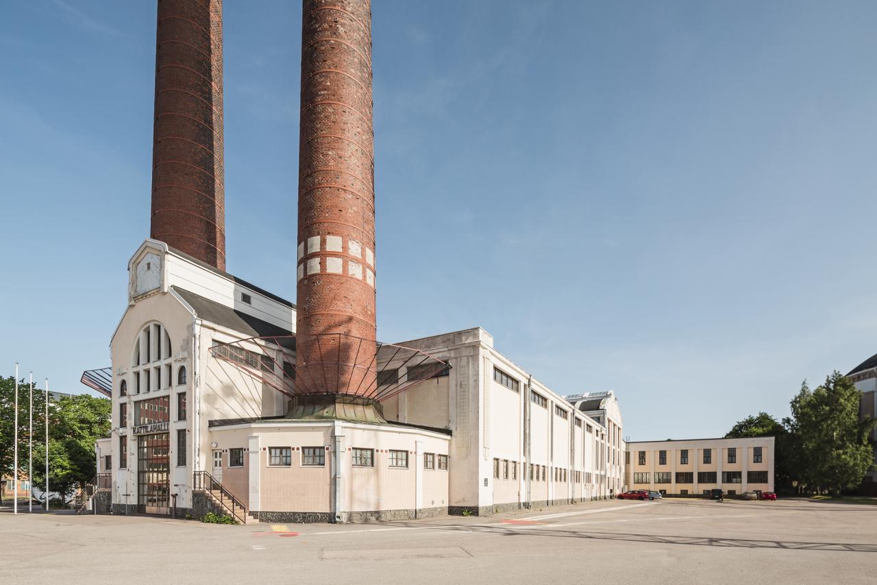 Suvilahti power station